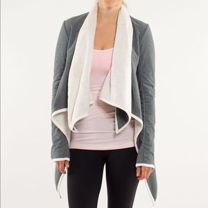Lululemon sweater jacket